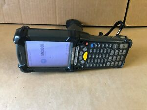 Symbol Mc9090 Barcode Scanner Motorola Mc9000 Series