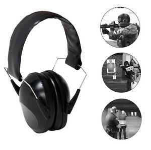 Tourbon Ear Muffs Construction Hearing Protection Range Shooting Noise Reduction