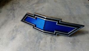 Vintage Chevrolet Hood Trim Emblem Ornament