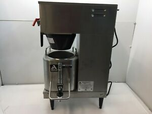 Commercial Coffee Brewer American Metal Ware P 200e
