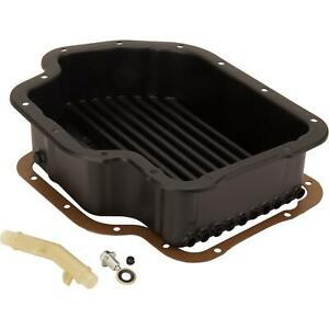 Derale 14202 Chevy Turbo Th400 Extra Capacity Deep Transmission Cooling Pan