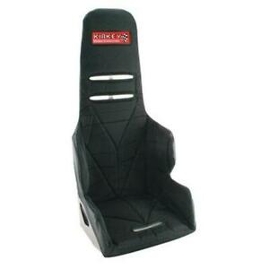 Kirkey Junior 24 Series 8 Degree Layback Aluminum Racing Seat 10 Inch Wide