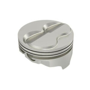 Icon Ic733 030 6 0 Rod 573g Chevy 383 Forged Pistons 030