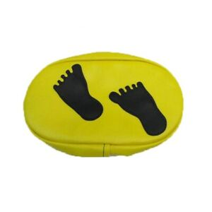 Blower Type Scoop Cover Feet Red