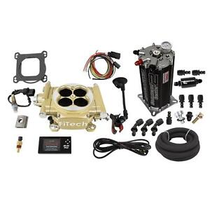 Fitech 32205 Easy Street Efi Fuel Injection System Gold