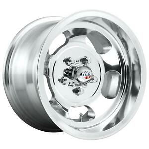 Us Mags U10115908545 Indy Wheel 15x9 High Luster Polished