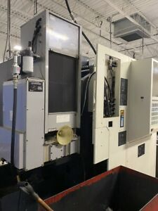 Used 2005 Makino S56 Cnc High Speed Vertical Machining Center Mill 20k Rpm Tsc