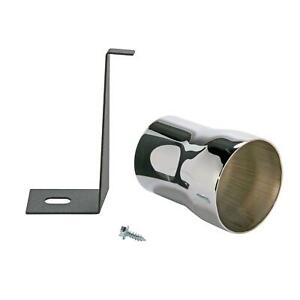 Bbk 1558 Cold Air Intake Adapter Kit For Non Mass Air Chrome