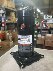 Copeland Zps30k5e pfv 130 230 1 60 R 410a Two stage Scroll A c Compressor