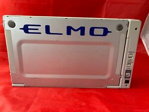 Elmo Ev 200 Portable Visual Presenter Over Head Projector S video Rca