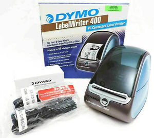 Dymo Labelwriter 400 Pc Connected Thermal Label Printer Never Used