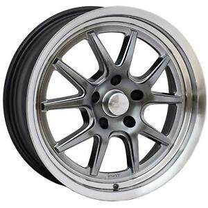 Rocket Racing Wheels Ttr16 876540 Attack Wheel 18x7 5 On 4 5