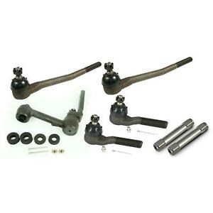 Ridetech 12109536 Steering Linkage Kit 67 69 Mustang
