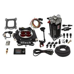 Fitech 32204 Go Efi 4 Fuel Injection System With Power Adder