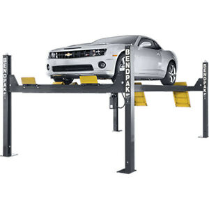 Bendpak 5175170 Four Post Vehicle Lift 14 000 Lbs