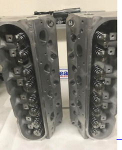 317 Heads Fully Ported With Tsp 660 Springs