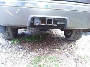 Jeep Grand Cherokee 2008 Hitch tow Hook winch