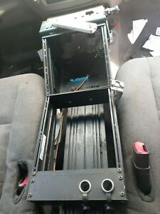 Ford Crown Victoria Police Center Console Two Piece Set
