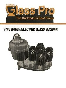 Bar Maid glass Pro Aa sub Submersible Glass Washer