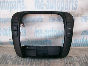 1997 1999 Cadillac Catera Oem Radio Stereo Dash Climate Control Bezel Switches