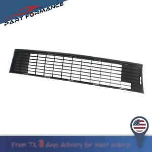 Black Front Lower Grille Bumper Grille Center Insert For Ford Explorer 2011 15