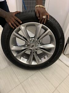Brand New 19 Michelin Tires And Rims 2020 Dodge Charger