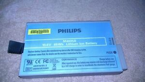Philips M4605a 10 8v 65wh Mp Mx Series Battery For Intellivue Monitors