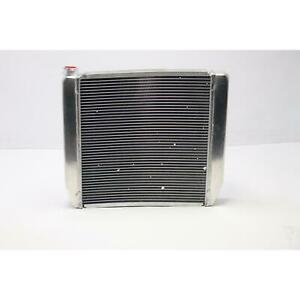 Griffin 22 In Chevy Double Row Core Lightweight Alum Radiator