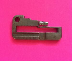 used A 70 51 merrow throat Plate For Sewing Machines free Shipping