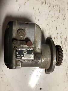 Fairbanks Morse Magneto Type Fm Xd1b7s Single Cylinder Motor Antique Tractor