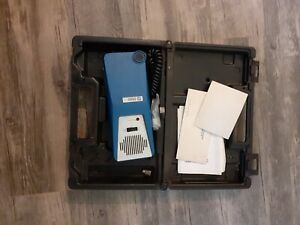 Tif Model 5550 Automatic Halogen Leak Detector Used Works Great