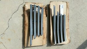 Nos Mopar 1942 Plymouth Special Deluxe Radiator Grille 42 Grill
