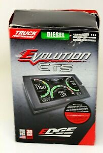 New Evolution Cts Programmer By Edge For Diesel Or Gas
