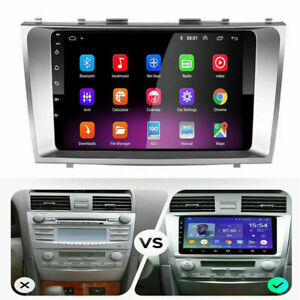 Android 9 1 Car Stereo Radio 9inch Hd Screen Gps 2 16g For Toyota Camry 2007 11