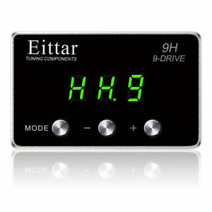 Car 9h Style Electronic Throttle Controller Accelerate Speed Up For Tacoma 2004