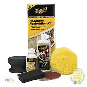 Meguiar s G2980 Heavy Headlight Duty Restoration Kit