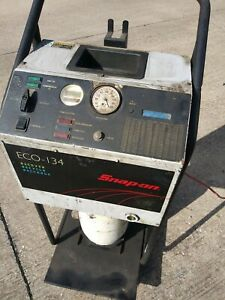 Snap On Eco 134 Recover Recycle Recharge Ac Machine