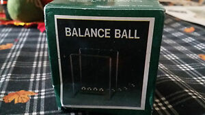 Balance Ball Desk Toy By Der Grune Punkt New In The Box 3