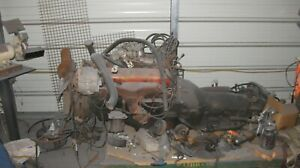 327 Engine With 400 Transmission