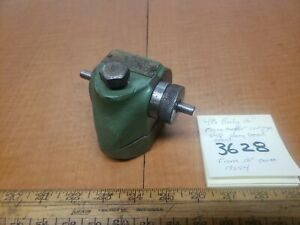 Southbend Lathe Early 16 Micrometer Carriage Stop