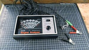 Vintage Sears Solid State Electronic Engine Analyzer Model 161 214230