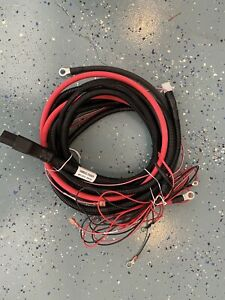 Buyers Snowdogg Truckside Snow Plow Wire Harness 16160302 A New