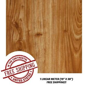 Hydrographic Film Water Transfer Hydro Dipping Dip Film Straight Wood Grain 15