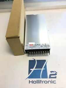 Mean Well Sp 480 12 Ac dc Power Supply Single out new