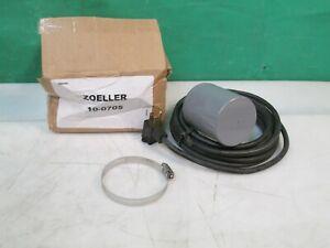 Zoeller 10 0705 Switch mate Variable Level Float Switch 115v 15a W 20 Cord