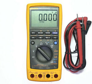 Fluke 789 Processmeter With Test Leads