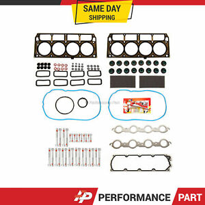 Head Gasket Bolts Set Fit 05 07 Chevrolet Corvette Cadillac Cts Pontiac Gto 6 0