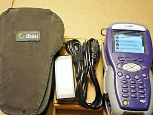 Jdsu Dsam 3300 Xt Docis 3 0 Signal Meter With Charger And Battery