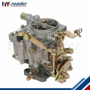 New Carburetor Carb For Suzuki Samurai Assembled 21100 24034 High Performance