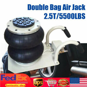 2 5t Lifts Two Bags Air Jack Pneumatic Air Bag Jack Lifting For Car Truck Shop